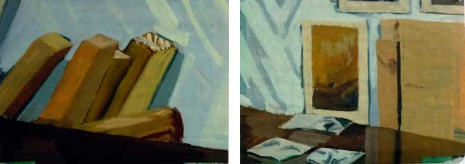Untitled (observational diptych)